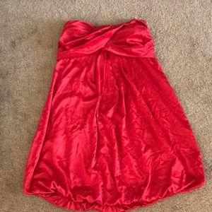 Twenty One Strapless Dress